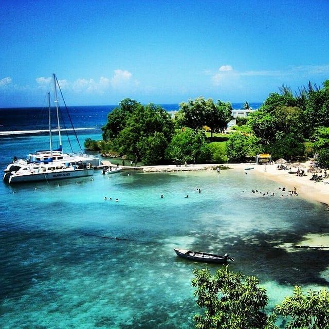 Mahogany Beach ocho rios Jamaica