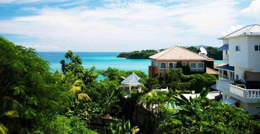 Jamaicca villa Ocean view
