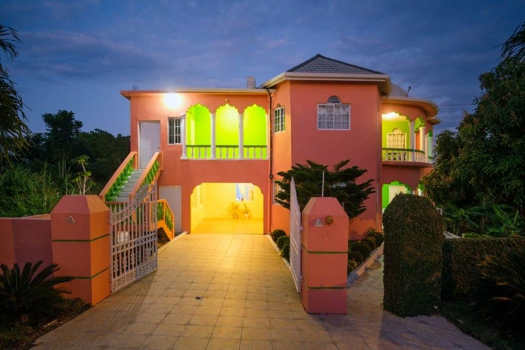Jamaica villa vacation rentals