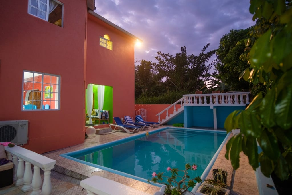 villa in Jamaica deals and special