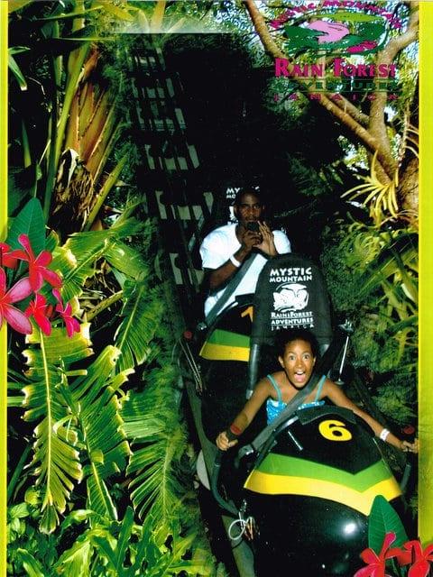Jamaica villa activities