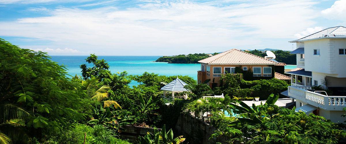 Jamaica villa with Private Beach Access