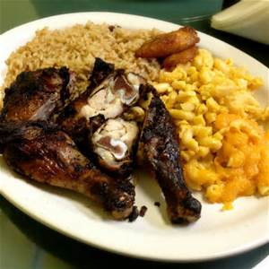 Jamaica jerk chicken cusine