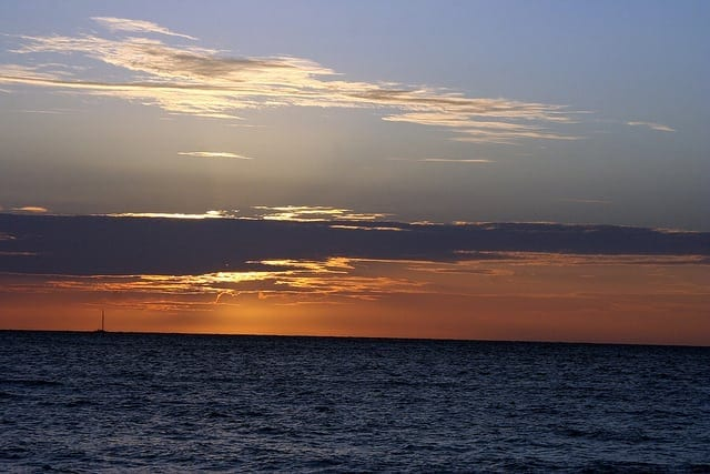 Pictures of sunsets in Jamaica 3
