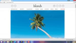 Island magazine