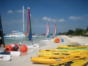 Ocho Rios water sports