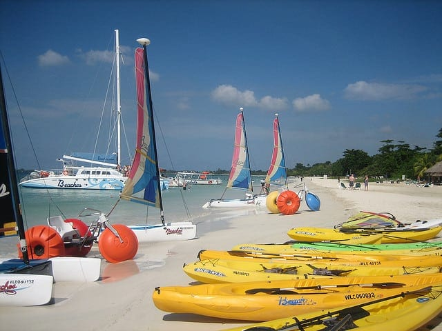 Jamaica water sport Fabio.zambelli