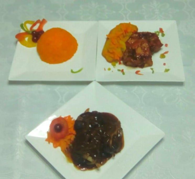 Jamaica villa gourmet meals
