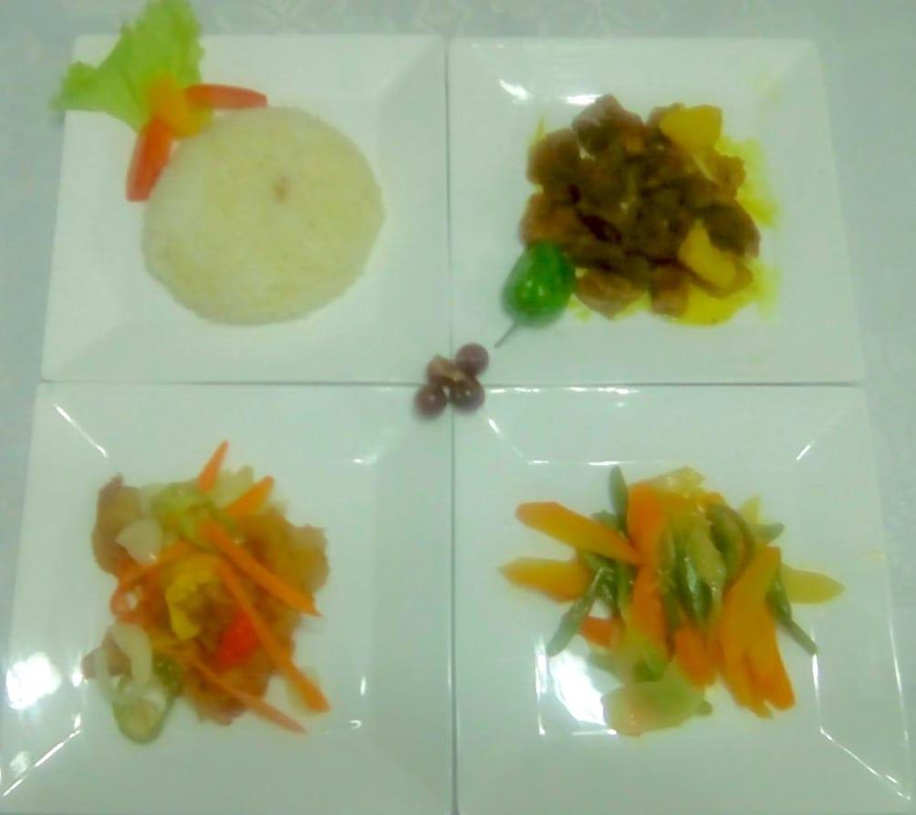 Jamaica villa cuisine It's a true taste of paradise. 1