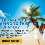 Winter getaway in Ocho Rios Jamaica