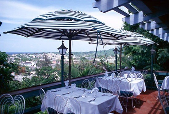 Jamaica villas places to eat in Ocho Rios