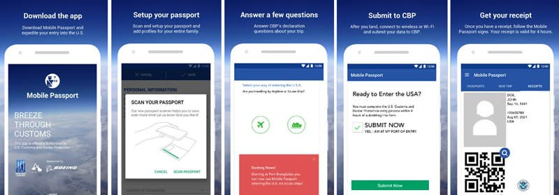 How to apply for mobile passport