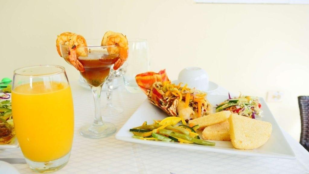 jamaica rentals with fine dining