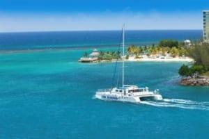 Catamaran Cruise in Jamaica