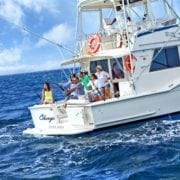 Deep sea fishing Ocho Rios Jamaica