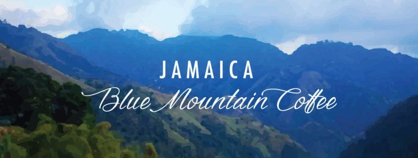 Jamaica Blue Mountain coffee