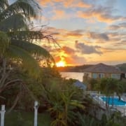 Sunrise View from Ocho Rios Villa