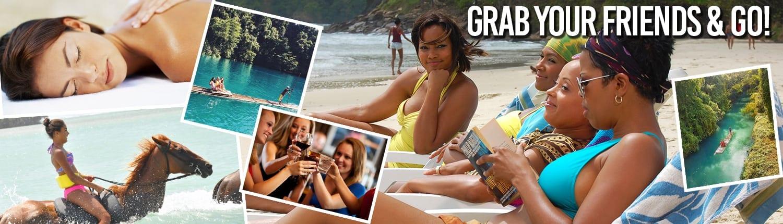vacation to jamaica and enjoy Jamaica beaches