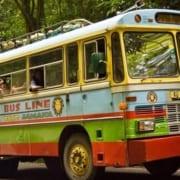Ocho Rios Zion Bus