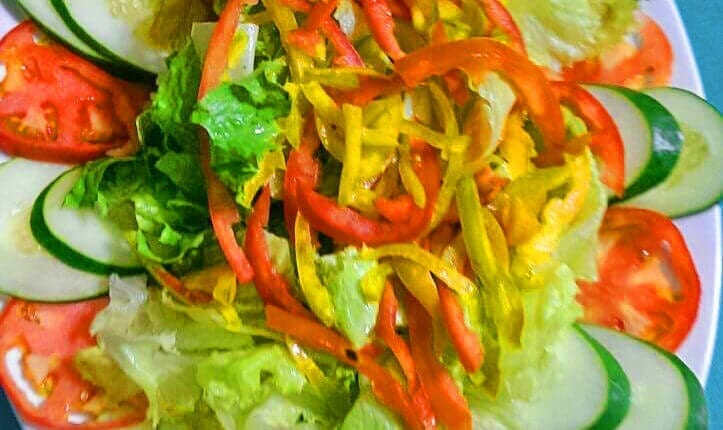 Jamaica Vacation Rentals Salad