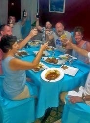 Jamaica vacation rentals villas group dining experience