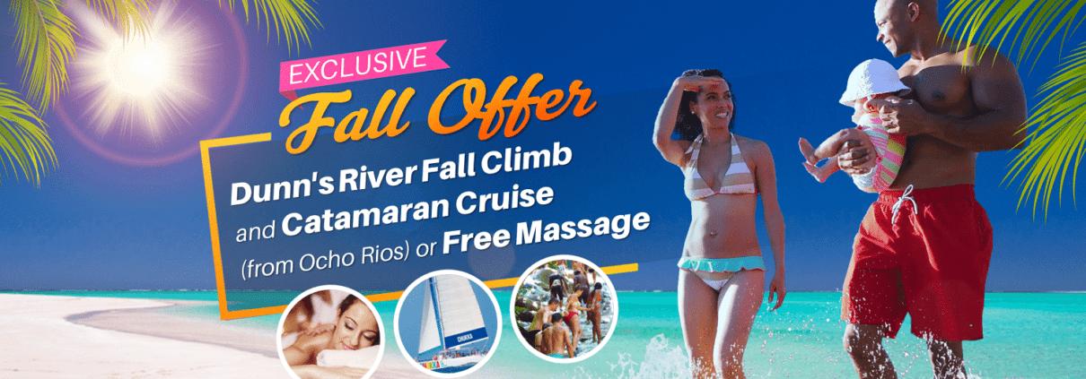 Jamaica villa vacation Fall Offer
