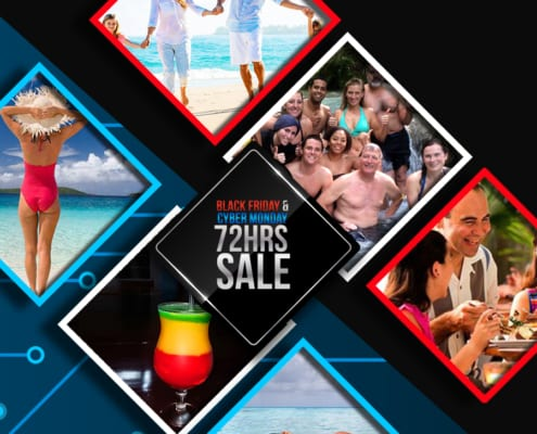 Jamaica Vacation Black Friday and Cyber Monday Vacation Sale