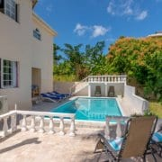 Jamaica villa with private pool and out door dining
