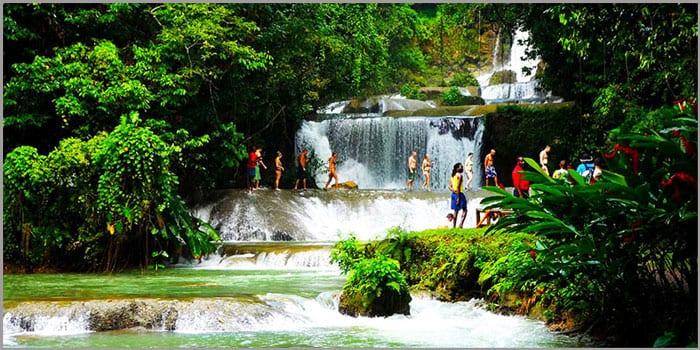 YS Falls Jamaica villas in Jamaica