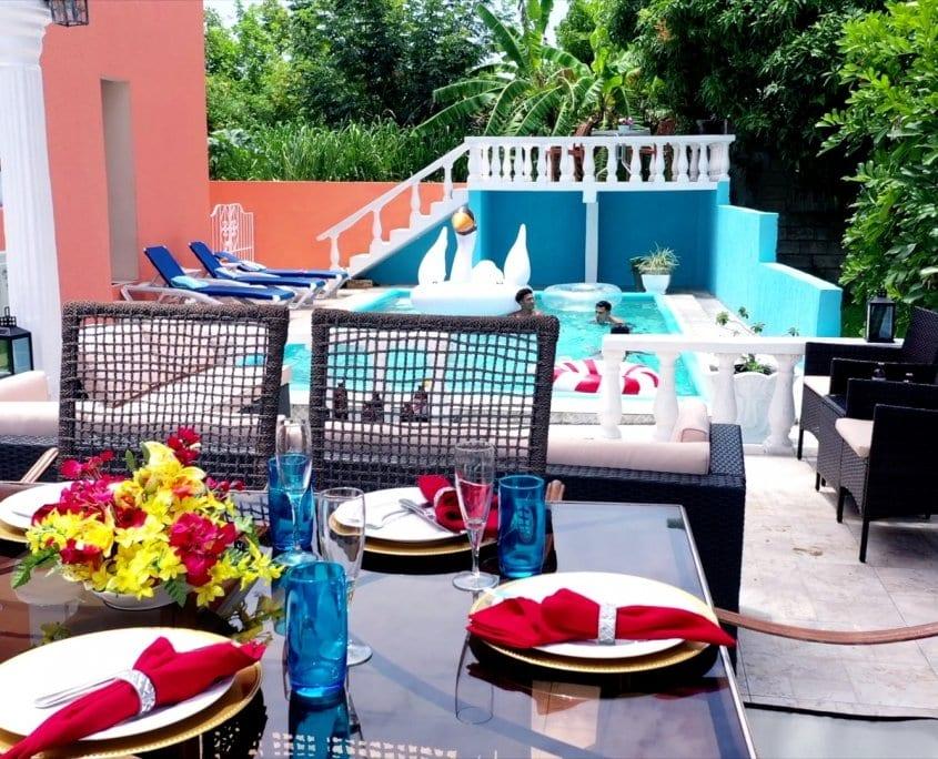 Ocho Rios Villa family vacation rentals