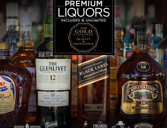 Jamaica villa serving premium-liquors