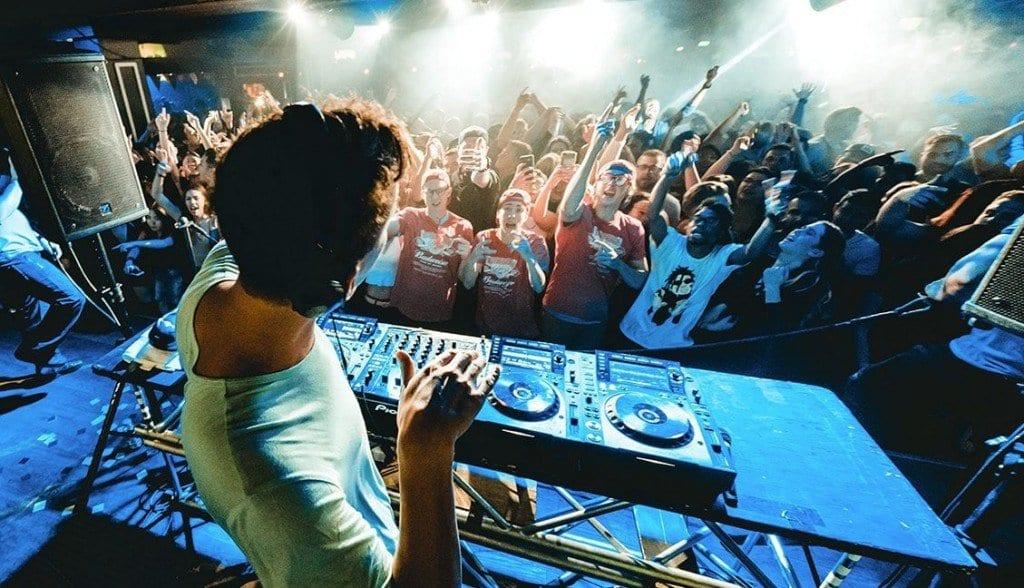 DJ Club Night