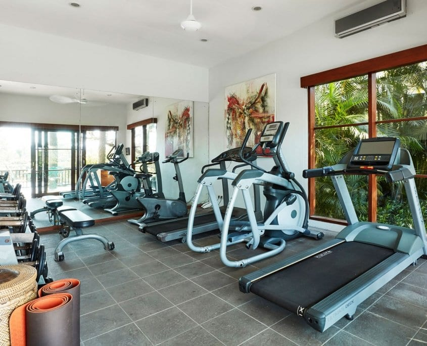Jamaica Villa Gym