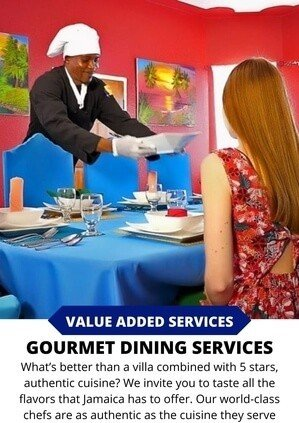 Gourmet Dining Services