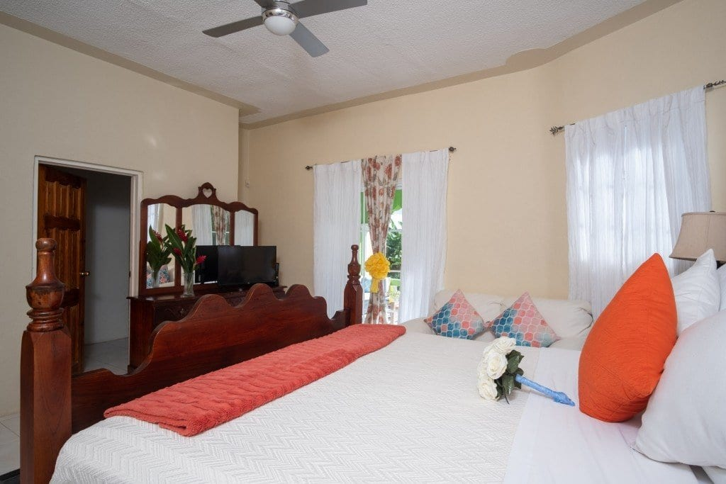 Jamaica Villa Bedroom