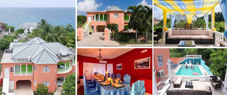 Luxury Villa in Jamaica