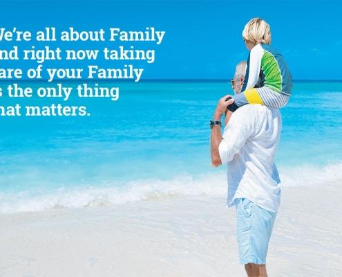 Jamaica villa for family
