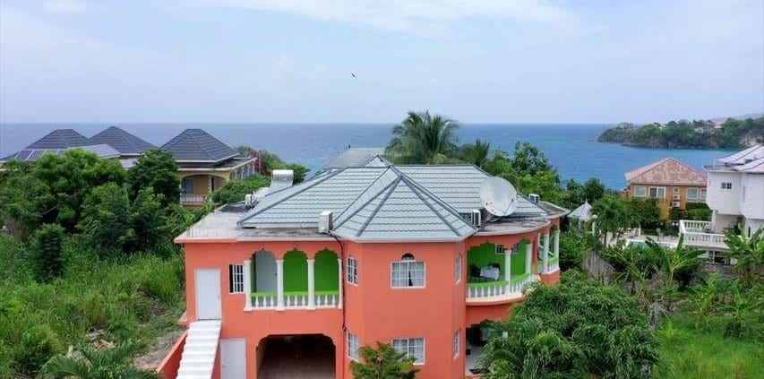 Jamaica-ocho-rios-villas, Villas in Jamaica, Villa Serenity