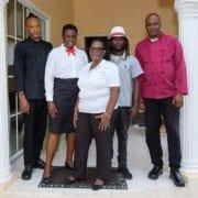 jamaica all-inclusive villa full staff