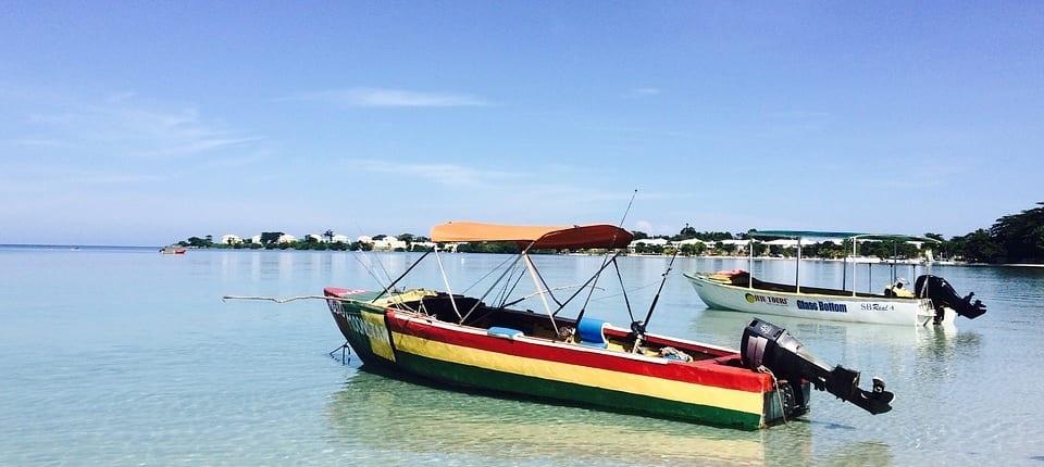Beach in Negril Jamaica