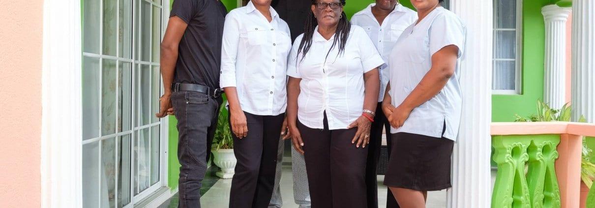Luxury Villas in Jamaica with full staff