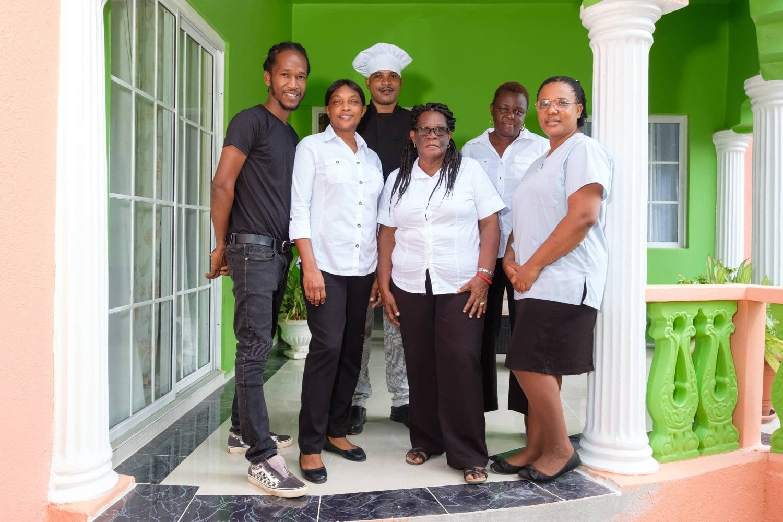 Villas in Jamaica with staff