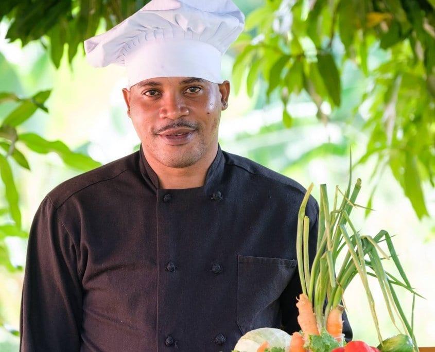 Villas in Jamaica private chef