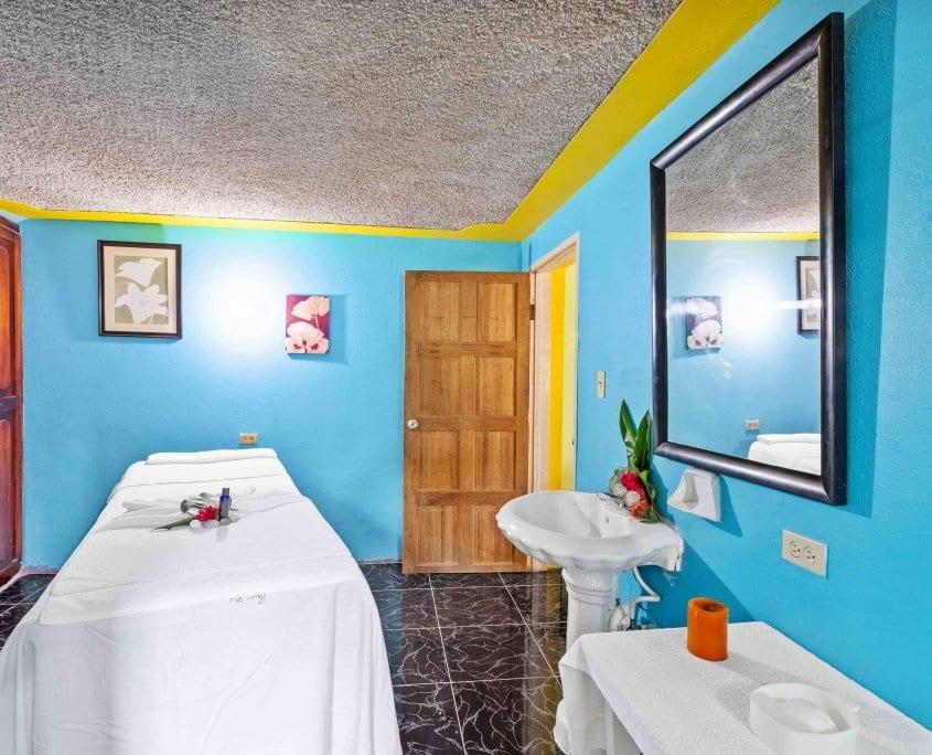 All inclusive villa in Jamaica with spa