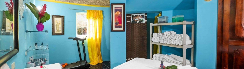 Villas in Ocho Rios Jamaica withe spa services