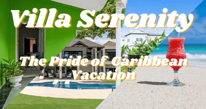 Villa In Jamaica for rent