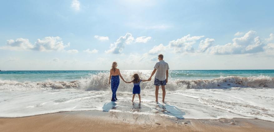 Jamaica villa family beach vacation