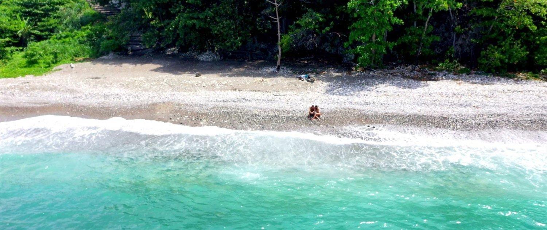 villas in Jamaica with beach
